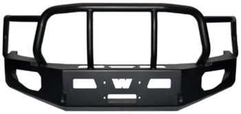 Warn Heavy Duty Bumper