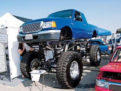 Ford Ranger Monster Truck