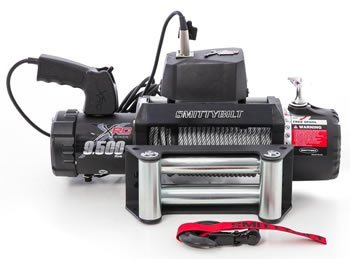 Smittybilt 97495 XRC winch review