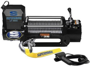 Superwinch 1585202 LP8500 Winch Gen II