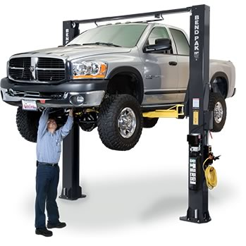 home vehicle lifts