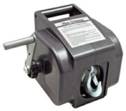 Five Oceans Electric Marine Trailer Recovery Winch