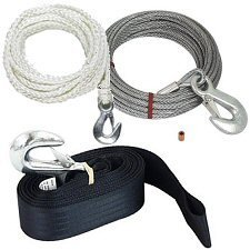 cable strap or rope