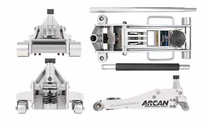 Arcan ALJ3T Aluminum Floor Jack Review