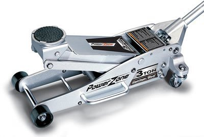 Powerzone 380044 3 Ton Aluminum and Steel Service Jack Review