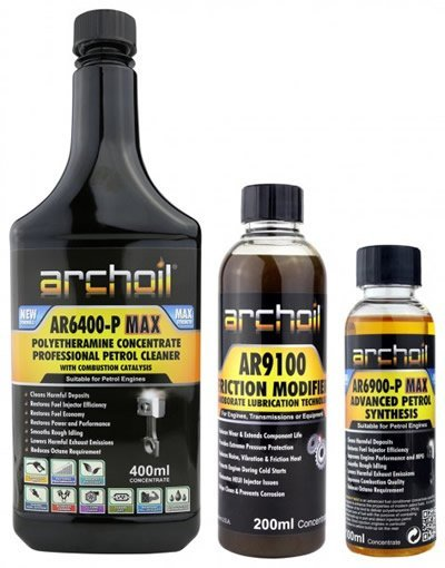 Archoil fuel additives
