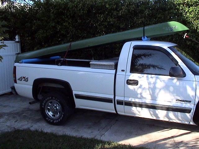 kayak loader