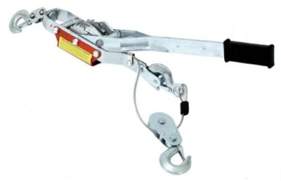 Torin Big Red Come-Along Double Gear Hand Cable Puller Review