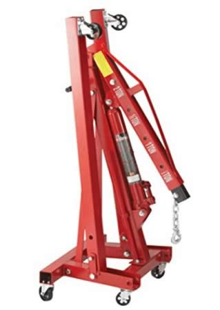 Torin Big Red Steel Engine Hoist review