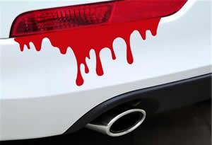 get rid of bumper stickers